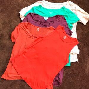 Women's T-shirts 5 size Medium